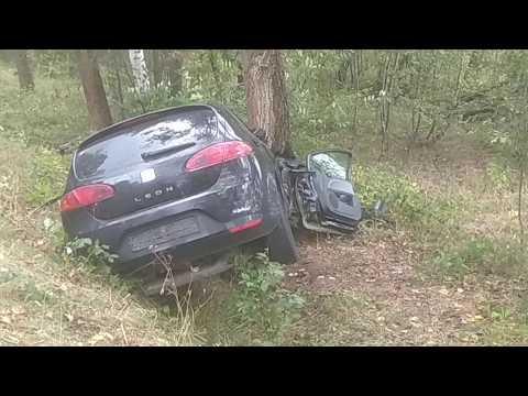 Wideo: Wypadek seata pod Szklarami