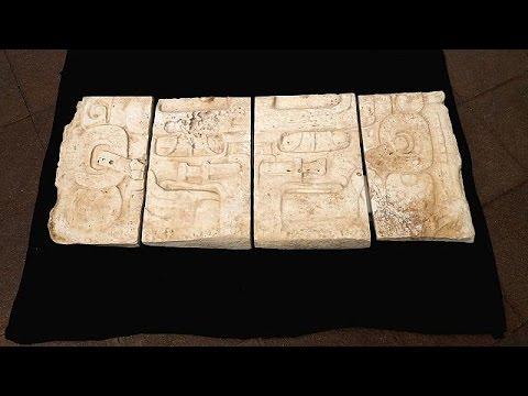Γουατεμάλα: Επιστράφηκαν κλεμμένα αρχαιολογικά αντικείμενα