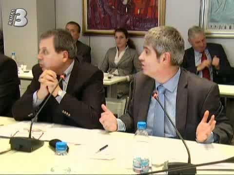 Среща със синдикатите за пенсиите и диалога