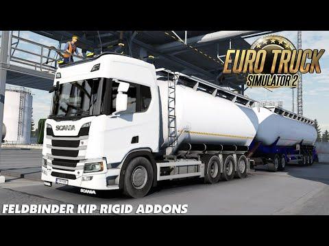 Feldbinder KIP Rigid Addon for Tandem Addon by Kast v1.0