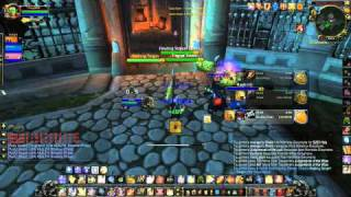 TLDR: *ding* we reached 2k Rating in our first week :) This HD video is narrated footage of my 85 Prot Pally in Cataclysm Patch...