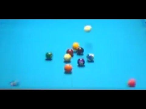 PT 3 / $10K - 10 Ball Match!  Vilmos Foldes vs Edgie Geronimo (видео)