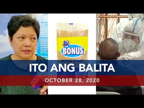 UNTV: Ito Ang Balita | October 28, 2020