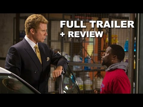 will - Get Hard debuts its official trailer for 2015 starring Kevin Hart and Will Ferrell! Watch it today with a trailer review! http://bit.ly/subscribeBTT Get Hard debuts its official trailer for...
