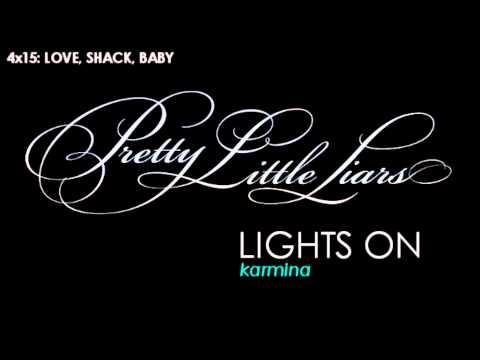 Tekst piosenki Karmina - Lights On po polsku