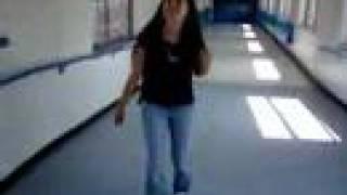lizzy's day at danbury high school PART #1