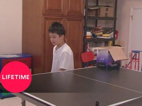 Child Genius: Ryan's Ping Pong Study Session (S1, E3) | Lifetime