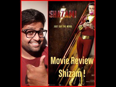 Movie Review: Shizam!