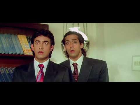 Video Andaz Apna Apna Comedy Scenes | Salman Khan and Aamir khan Best Comedy download in MP3, 3GP, MP4, WEBM, AVI, FLV January 2017
