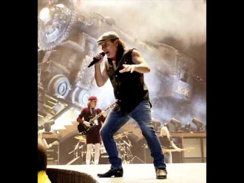 AC/DC - Moneytalks Live @ Donington (Vocal Track)