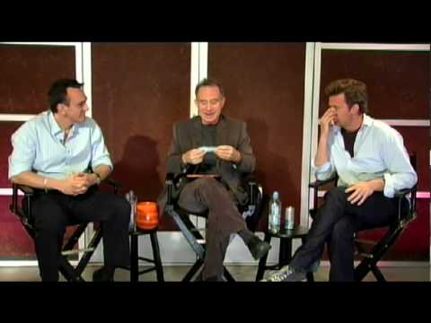 Hank Azaria - Matthew Perry and Hank Azaria both have two minutes to tell the same story. In truth the story happened to only one of them. Can you figure out