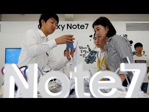 ΗΠΑ: Νέος πονοκέφαλος για την Samsung με το Galaxy Note 7