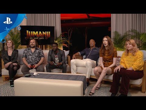 Jumanji: The Next Level and Dreams - Gameplay | PS4