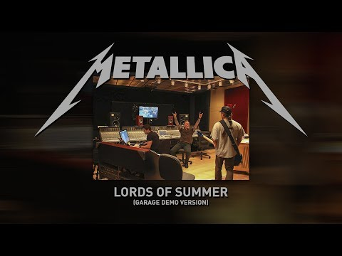 Brand new Metallica! Lords of Summer