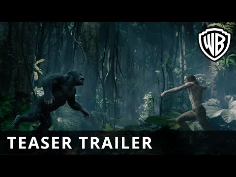 the legend of tarzan - teaser trailer italiano