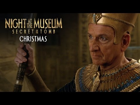 Night at the Museum: Secret of the Tomb (Featurette 'New Museum, New Trouble')