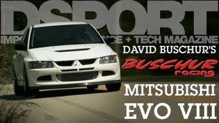 Video DSM Legend David Buschur's / Buschur Racing Mitsubishi EVO 8 MP3, 3GP, MP4, WEBM, AVI, FLV Agustus 2019