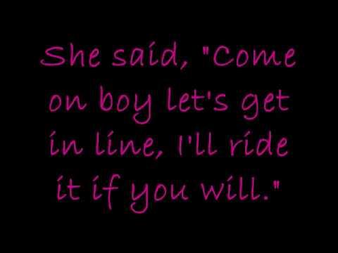 Huckleberry By Toby Keith w/ Onscreen Lyrics