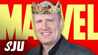 Kevin Feige Crowned King of Marvel! | SJU by Clevver Movies