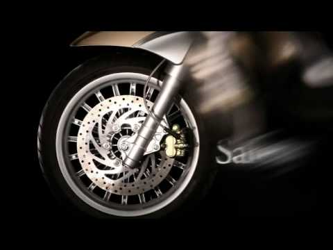 Piaggio Beverly Official Video