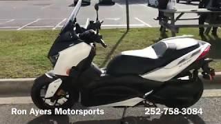 7. 2018 Yamaha Xmax