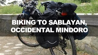 Sablayan Philippines  city pictures gallery : My Solo Bike Ride to Sablayan, Occidental Mindoro, Philippines