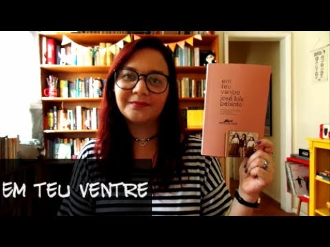 Resenha: Em Teu Ventre, de José Luís Peixoto