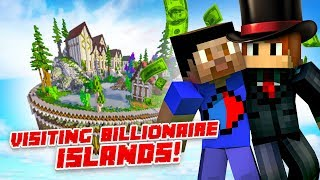 BILLION DOLLAR ISLANDS! - Minecraft SKYBLOCK #15 (Season 3)