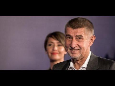 """Andrej Babis: """"Tschechischer Trump"""" gewinnt Wahl mi ..."""
