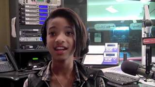 "WILLOW SMITH on Pranking JUSTIN BIEBER: ""Nobody tells the full story!"" - YouTube"