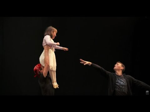 Watch: A young girl dances with The Royal Ballet after life-changing surgery