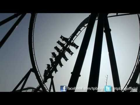 thorpe park the swarm - A compilation of THE SWARM shots, filmed on the opening day of operation on March 15th 2012. It shows how elegant THORPE PARKs brand new B&M wingrider is. ww...
