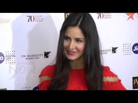 Katrina Kaif HOT NEW LOOK at MAMI 2016