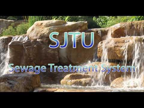 SJTU Sewerage Treatment