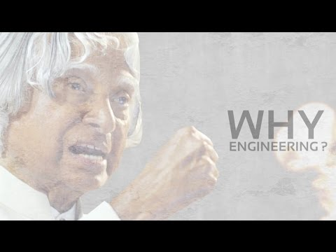 Why Engineering ? short film