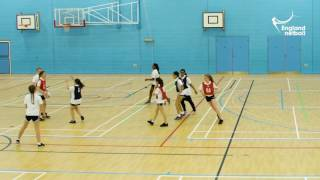 Teaching KS3 Netball - 6. Defending Play