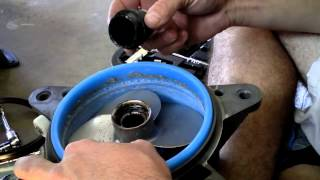 10. 2012 Seadoo GTI 130 SE Wear ring change