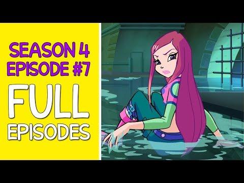 "Winx Club Season 4 Episode 7 ""Winx Believix"" RAI English HQ"