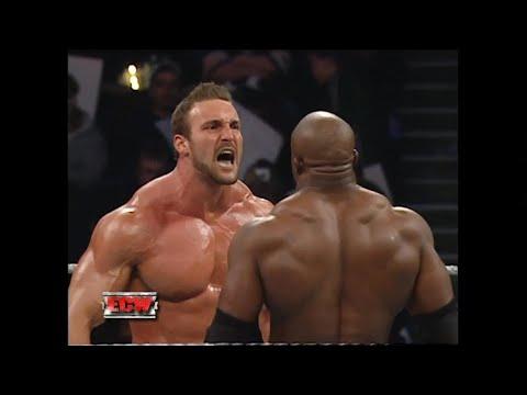 Bobby Lashley Vs Chris Masters ECW Full Match 720p HD