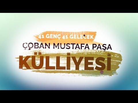 41 Genç 41 Gelecek Çoban Mustafa Paşa Külliyesi'nde