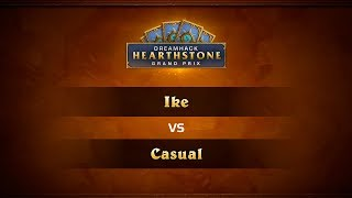 IKE vs Casual, game 1