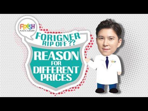 Plastic Surgery Price- Foreigner Rip Off Price???_A plasztikai sebészet kulisszatitkai. A legmodernebb eljárások, és orvosi hibák. Szilikon völgy