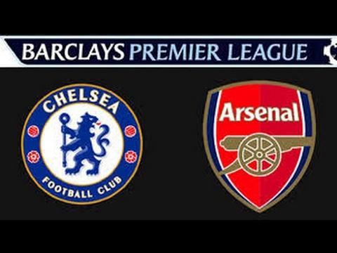 Chelsea vs Arsenal 3-1 All Goals  Highlights HD - 4/02/17