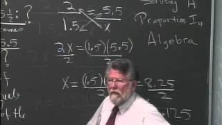 Lecture 27 - Developmental Arithmetic: Math 10