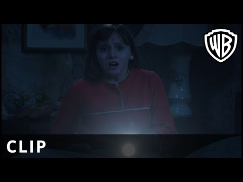 The Conjuring 2 (Clip 'It's Coming')