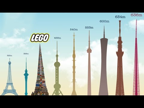 Video Top 10 Biggest Lego Constructions Ever download in MP3, 3GP, MP4, WEBM, AVI, FLV January 2017