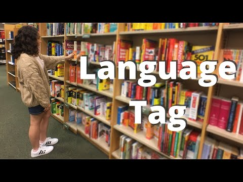 Language Tag || Advice for New Language Learners + Resource Recommendations