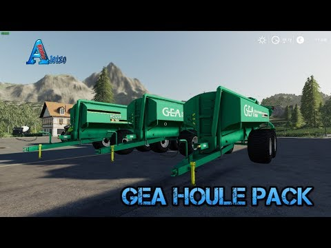 Houle Pack With Ramps v1.0.0.0