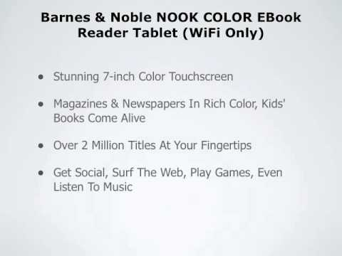 0 Barnes & Noble NOOK Color