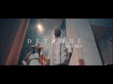 Rohff - Détrôné ft NEJ [Clip Officiel]_Zene videók